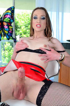 American Shemale USA Transsexual Porn