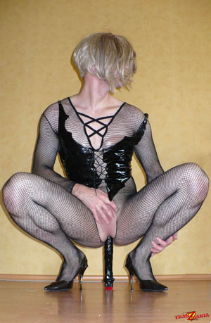 Forced Crossdressing Cuckold Transvestite